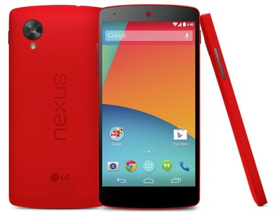 LG Nexus 5 Phone Released in 2013