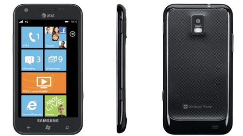 Samsung Focus S Phone Released in 2011