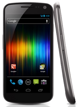 Samsung Galaxy Nexus Phone Released in 2011