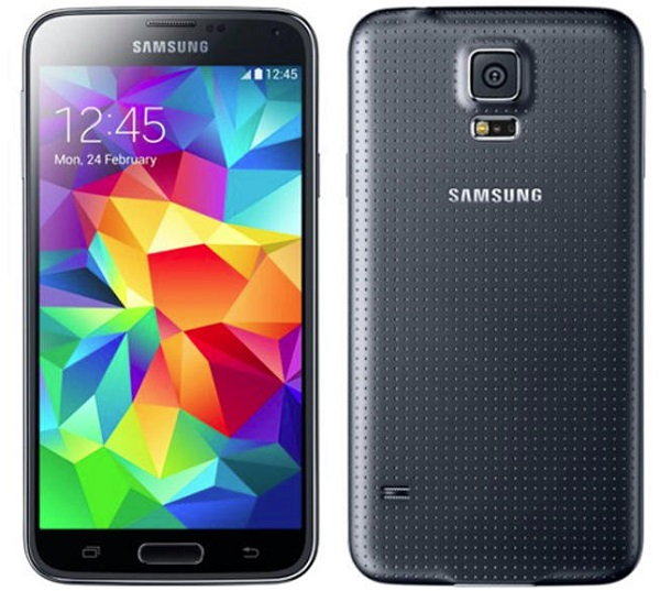 Samsung Galaxy S5 Phone Released in 2014
