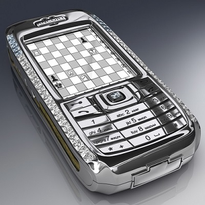 Ancort Diamond Crypto Smartphone Released in 2006