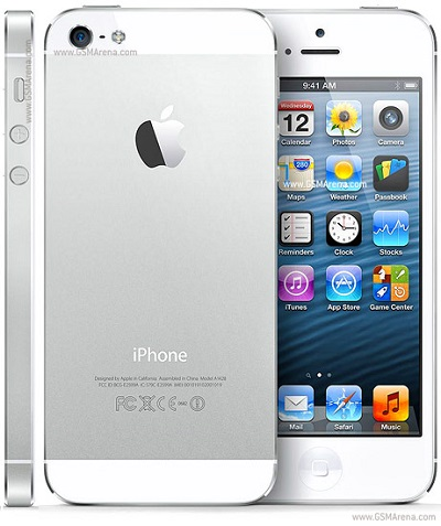 Slate Style Phone Example - Apple iPhone 5