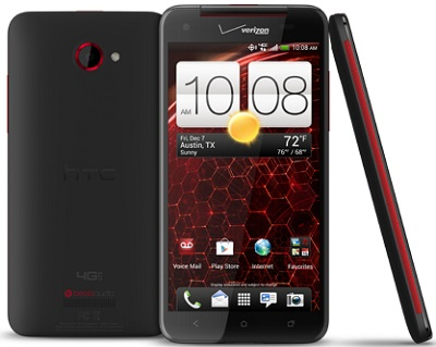 HTC Droid DNA Phone Released in 2012