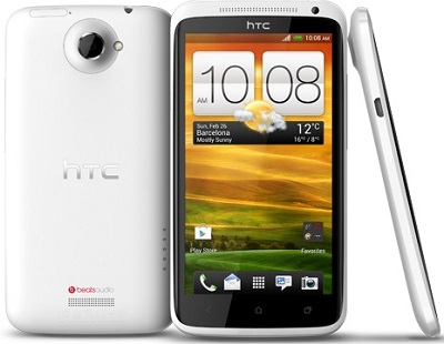 HTC One X Phone Released in 2012