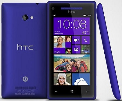HTC Windows Phone 8X Released in 2012