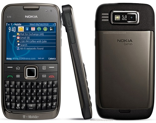 Nokia E73 Phone Released in 2010