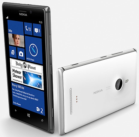 Nokia Lumia 925 Phone Released in 2012