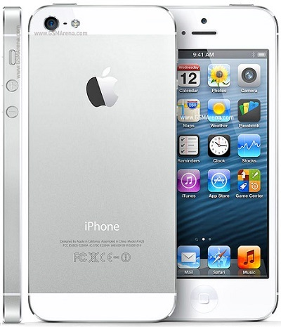 Apple iPhone 5 Phone Released in 2012