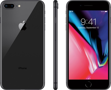 Apple iPhone 8 Phone Released in 2017